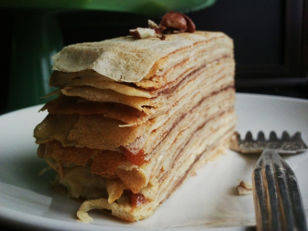 Layered Crepe Cake Recipes: From The Kitchen